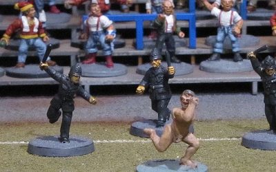 Streaker's Run